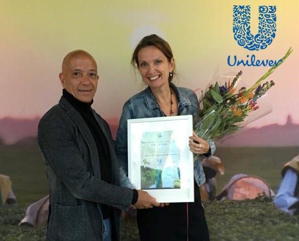 1071 Bomen voor het regenwoud, met dank aan Unilever