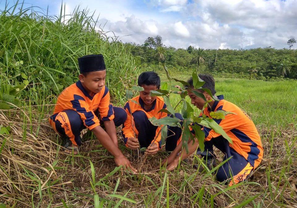 Natuuronderwijs op de Leuser Nature School
